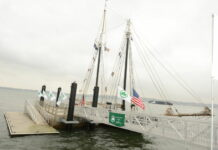 RETURN THE ECO DOCK TO THE BAY RIDGE PIER