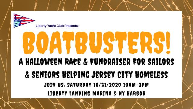 BoatBusters Liberty Yacht Clubs First Halloween Fundraiser to help Jersey City Homeless